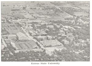 1962 KState in the air