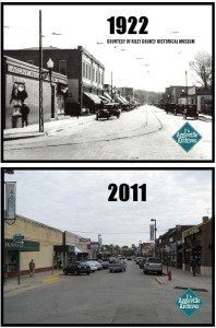 1922_2011 Then and Now